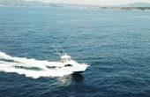 プレジャーボート・ジェットスキーの空撮